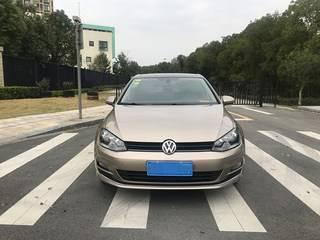 大众高尔夫 2014款 1.4T 自动 汽油 豪华型 (国Ⅳ)