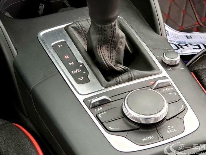 奥迪A3 35TFSI 2015款 1.4T 自动 智领版Limousine (国Ⅴ)