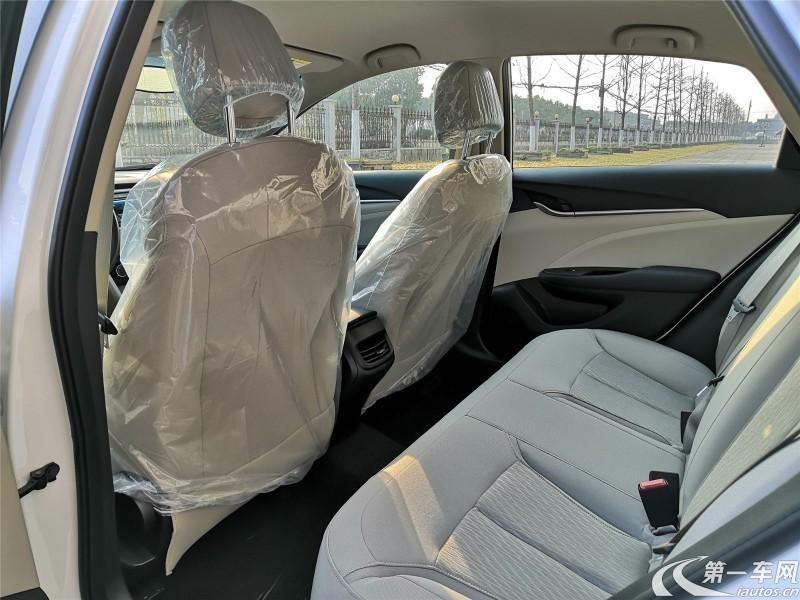 别克英朗GT 2019款 1.3T 自动 18T互联旗舰型 (国Ⅴ)