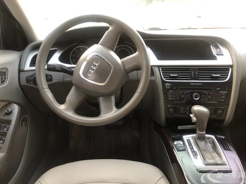 奥迪A4L 2010款 2.0T 自动 运动型 (国Ⅳ)