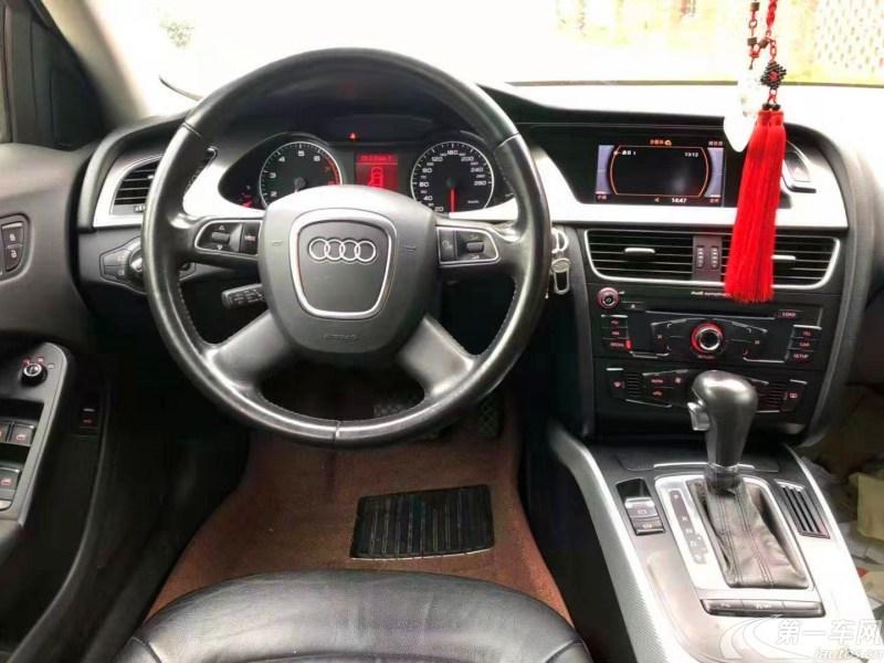 奥迪A4L 2012款 2.0T 自动 运动型 (国Ⅳ)