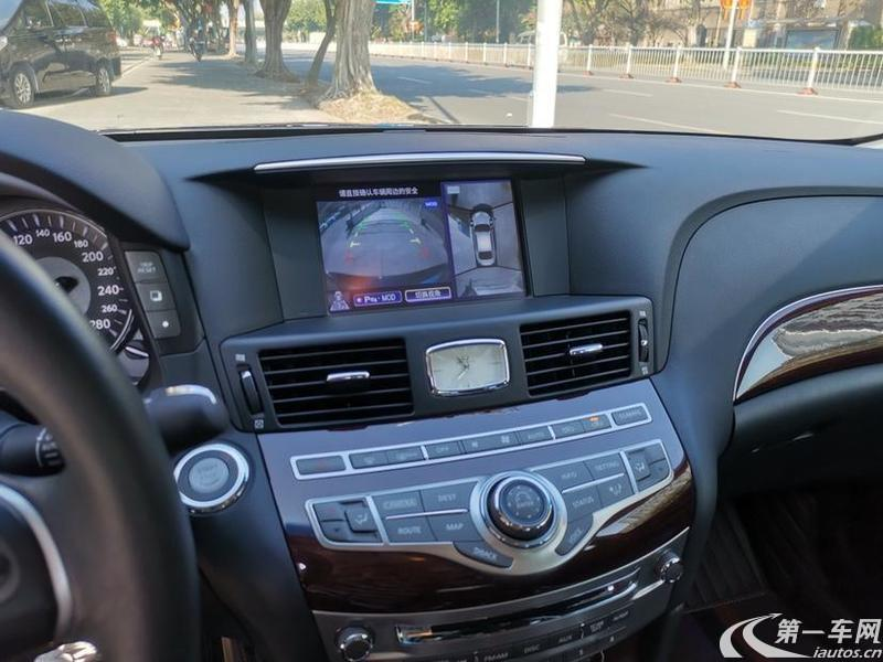 英菲尼迪Q70L [进口] 2015款 2.5L 自动 奢华版