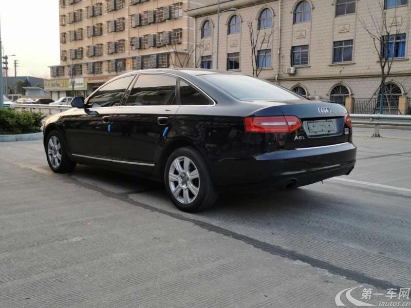 奥迪A6L FSI 2010款 2.8L 自动 豪华型 (国Ⅳ)
