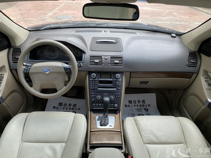 沃尔沃XC90 [进口] 2009款 3.2L 自动 四驱 汽油 运动版