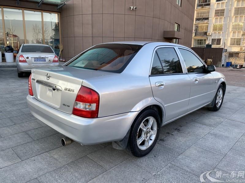 海马海福星 2007款 1.6L 手动 GLS豪华型 (国Ⅲ带OBD)