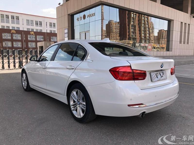 宝马3系 320i 2011款 2.0L 自动 汽油 豪华型 (国Ⅳ)