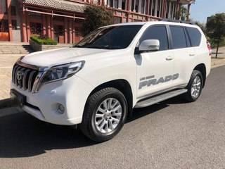 丰田2700 2.7L 自动 VX中东版平行进口