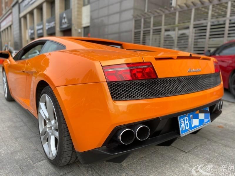 兰博基尼盖拉多 [进口] 2012款 5.2L 自动 金色限量版