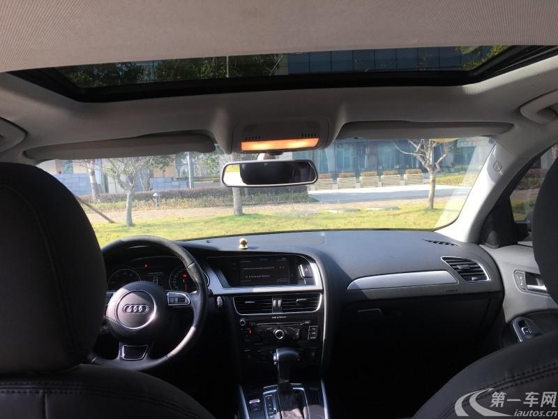 奥迪A4L 2012款 2.0T 自动 技术型 (国Ⅳ)