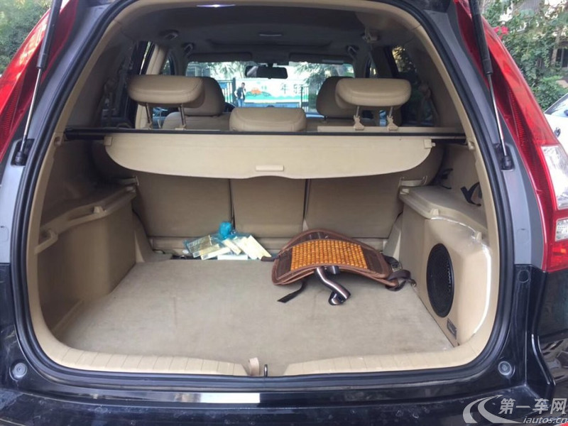 本田CR-V 2010款 2.4L 自动 四驱 豪华型 (国Ⅳ)