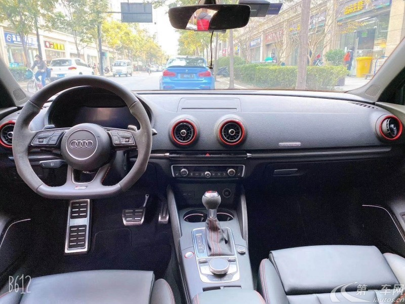 奥迪RS3 [进口] 2017款 2.5T 自动 四驱