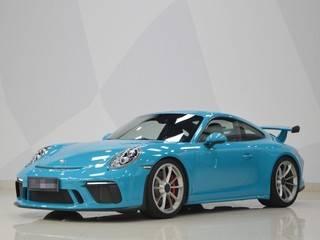 保时捷911 4.0L 自动 GT3
