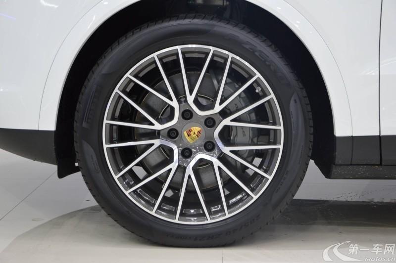 保时捷Cayenne [进口] 2019款 2.9T 自动 四驱 汽油 S加规版平行进口