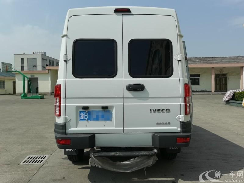 依维柯依维柯 2019款 2.5T 手动 流动服务车 (国Ⅴ)