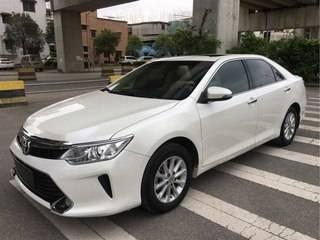 丰田凯美瑞 G 2.0L 自动 十周年领先版