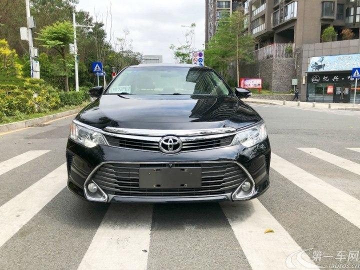 丰田凯美瑞 2015款 2.0L 自动 领先版 (国Ⅴ)