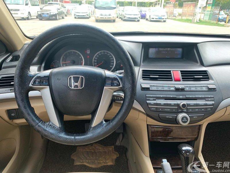 本田雅阁 2008款 2.0L 自动 标准型EX (国Ⅳ)
