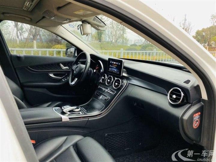 奔驰C180L 2016款 1.6T 自动 运动版 (国Ⅴ)