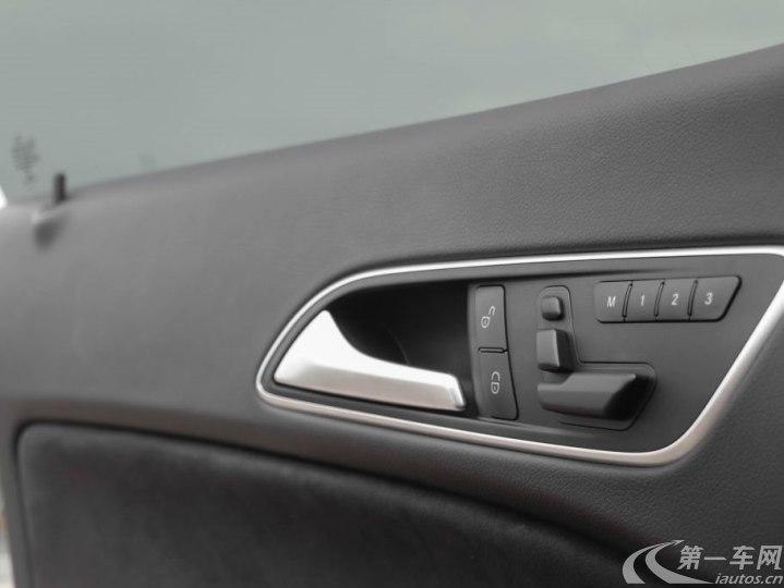奔驰CLA级 CLA200 [进口] 2015款 1.6T 自动 汽油