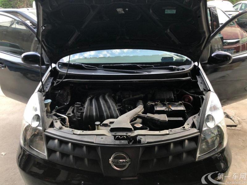 日产骊威 2007款 1.6L 手动 GE全能型 (国Ⅲ带OBD)