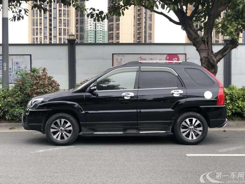 起亚狮跑 2013款 2.0L 自动 前驱 GLS (国Ⅳ)