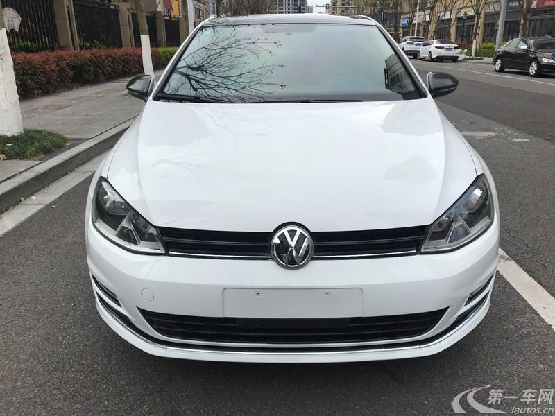 大众高尔夫 2015款 1.4T 自动 汽油 豪华型 (国Ⅴ)