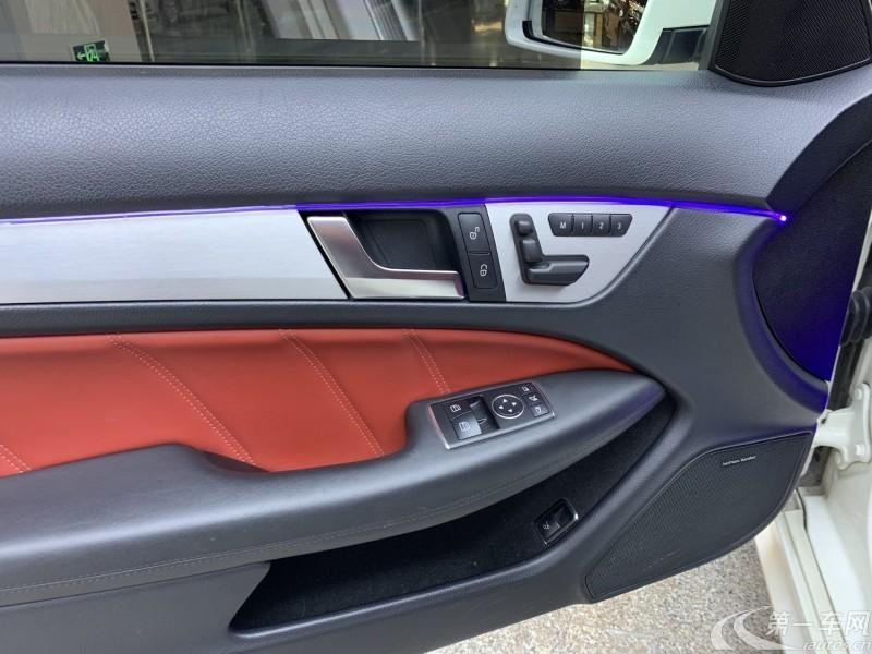 奔驰C63 [进口] 2012款 6.2L 自动 双门轿跑动感型