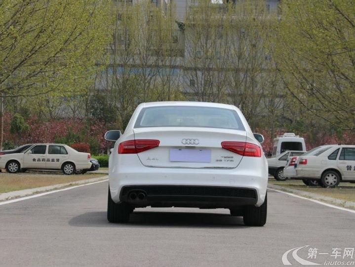 奥迪A4L 2016款 2.0T 自动 豪华型 (国Ⅴ)