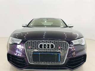 奥迪RS5 Coupe 4.2L 特别版