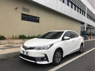丰田卡罗拉 1.8L 自动 GLX-i