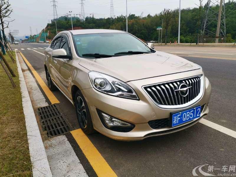 海马福美来 2017款 1.6L 手动 4门5座三厢车 舒适型 (国Ⅴ)