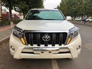 丰田普拉多 2700 2.7L 自动 VX底挂中东版平行进口