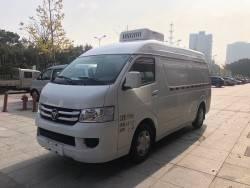 福田风景G7 2.0L 手动 129马力冷藏车