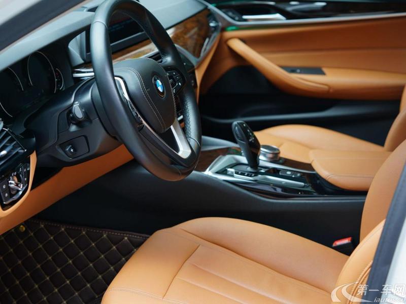 宝马5系 530Li 2018款 2.0T 自动 汽油 领先型M运动套装改款 (国Ⅵ)