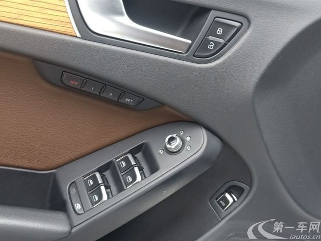 奥迪A4L 2015款 2.0T 自动 豪华型 (国Ⅳ)
