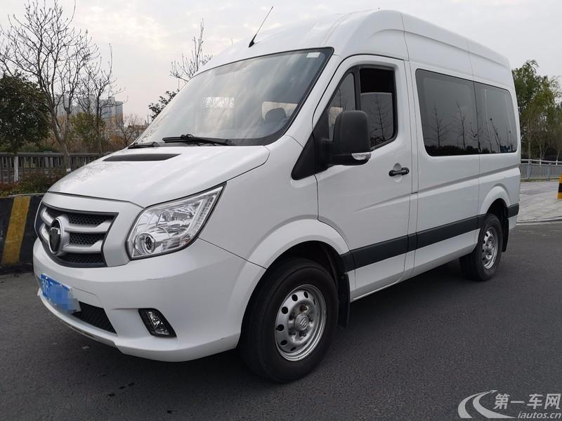 福田图雅诺 2015款 2.8T 手动 长轴商旅版 (国Ⅳ)