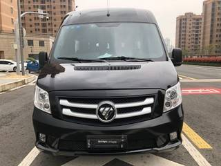 福田图雅诺 E7 2.5T 手动 110马力商务车