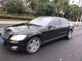 奔驰S级 S600 5.5T 自动 加长版