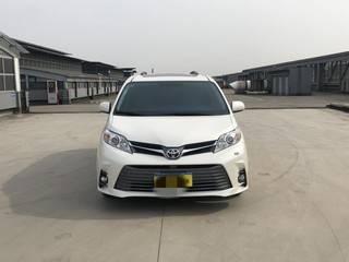 丰田3.5L 自动 Limited墨规版平行进口