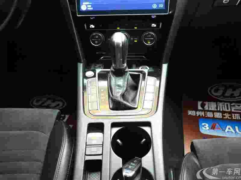 大众2017款 1.8T 自动 汽油 330TSI豪华型 (国Ⅴ)