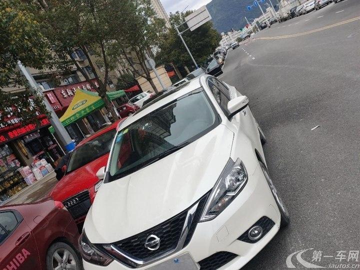 日产轩逸 2018款 1.6L 自动 XV尊享版 (国Ⅴ)