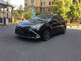 丰田卡罗拉 双擎 1.8L 自动 豪华版