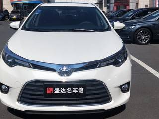 丰田雷凌 1.6L 自动 G-L领先版