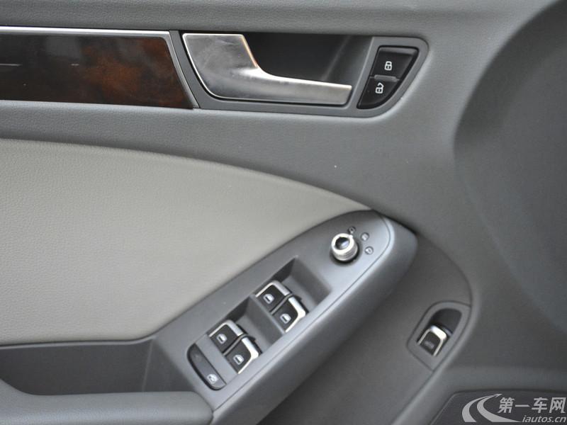 奥迪2013款 1.8T 自动 舒适型 (国Ⅳ)