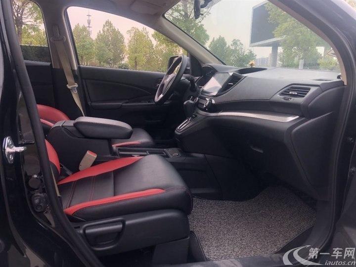 本田CR-V 2016款 2.0L 自动 前驱 都市版 (国Ⅴ)