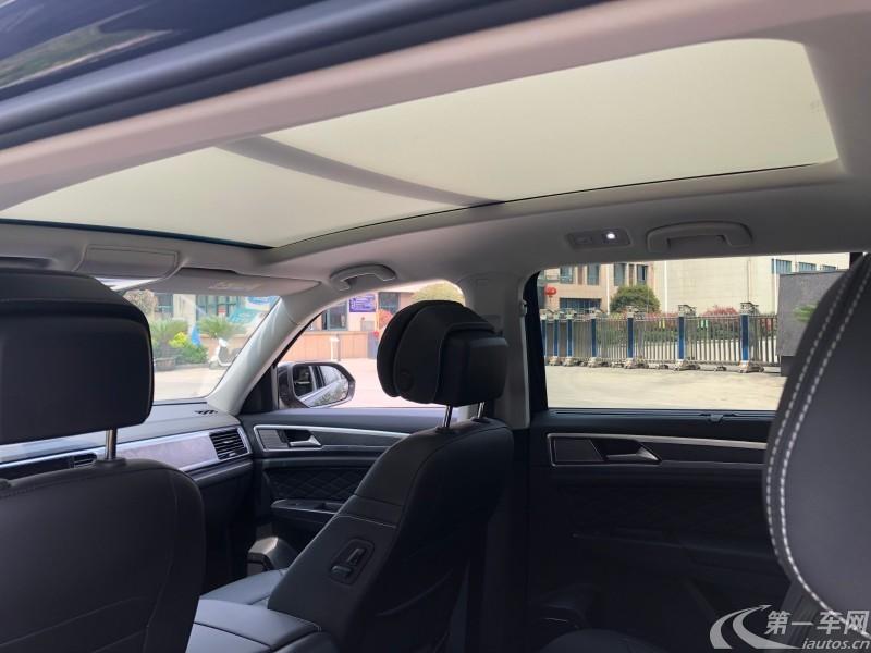 大众途昂 2019款 2.5T 自动 530旗舰版 (国Ⅴ)
