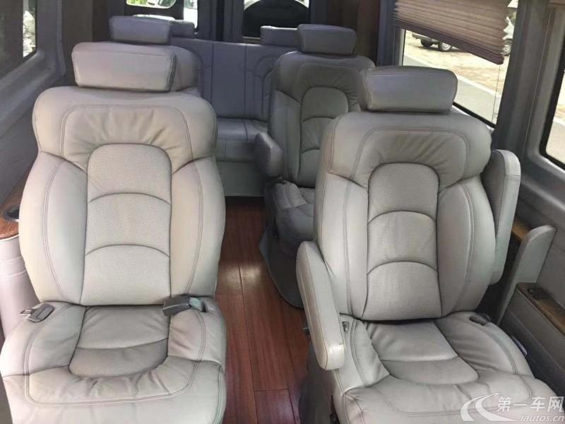 奔驰Sprinter [进口] 2006款 2.7T 自动 9座