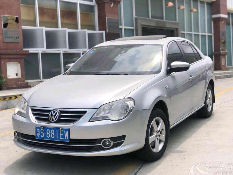 大众宝来 2011款 1.6L 自动 舒适型 (国Ⅳ)