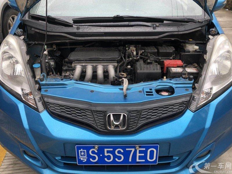 本田飞度 2011款 1.3L 自动 舒适型 (国Ⅳ)