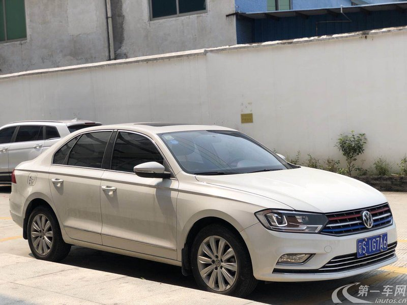 大众宝来 2018款 1.5L 手动 4门5座三厢车 时尚型 (国Ⅴ)